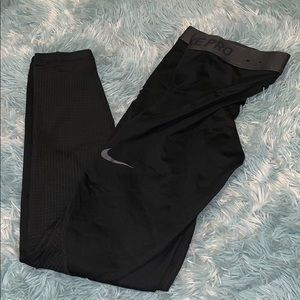 Women's Nike Pro thermal tights